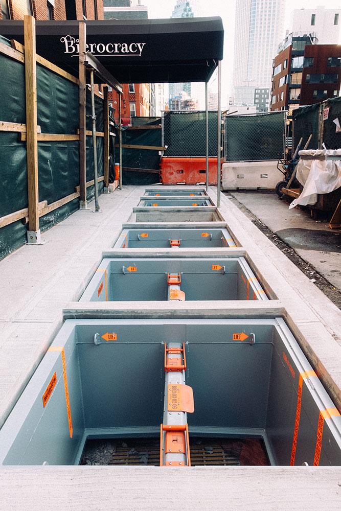 Long Island City Flood Unit Installation