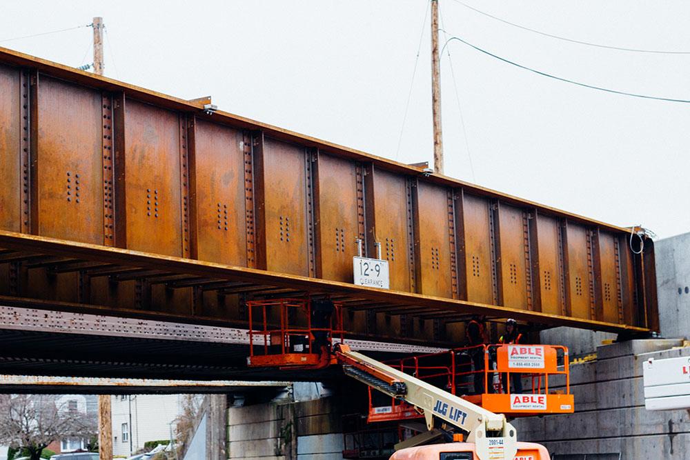 New South Plainfield Bridge